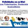 Felicidades en su Día: Médicos Veterinarios, Zootecnistas y Acuicultores