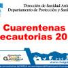 Cuarentenas Precautorias 2017