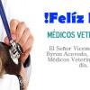 Felíz Día Médicos Veterinarios