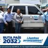 Entregan Vehículo para Fortalecimiento de Programas y Vigilancia Epidemiológica en Petén