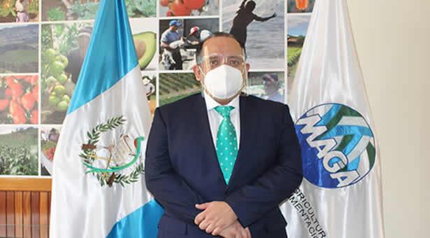 Ing. Agr. Victor Hugo Guzmán Silva, es nombrado como Viceministro del VISAR
