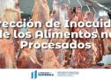 Dirección de Inocuidad de los Alimentos no Procesados