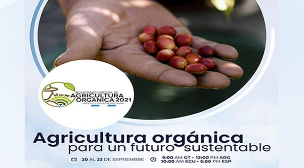 Agricultura orgánica para un  futuro sostenible