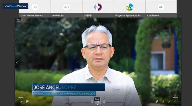 Guatemala celebra segundo seminario virtual de agricultura orgánica